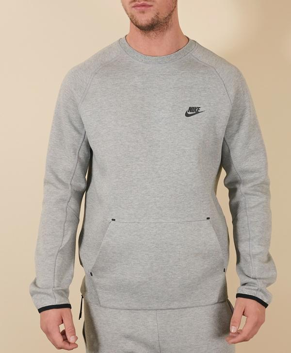 507fbd30 Nike Tech Fleece Crew Sweatshirt | scotts Menswear