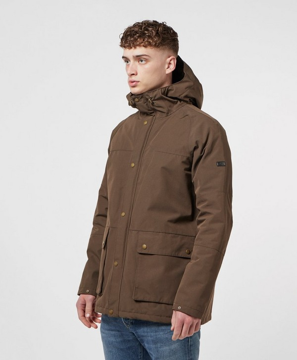 Barbour International Ridge Padded Jacket