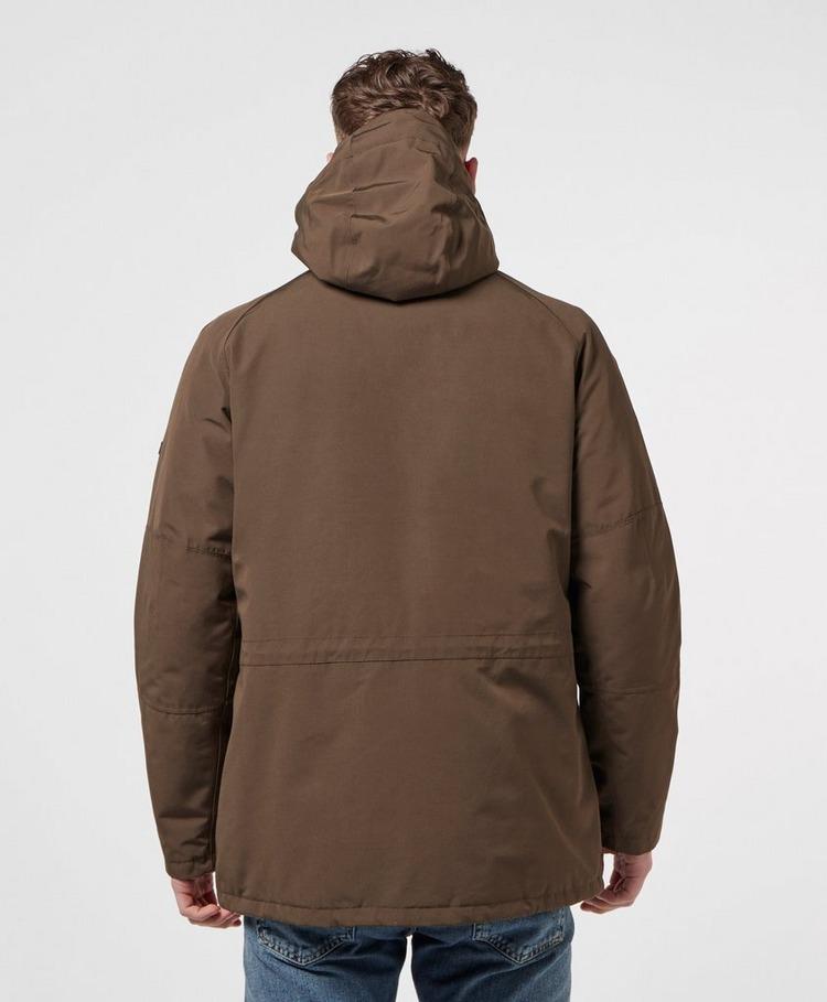 Barbour International Ridge Padded Jacket