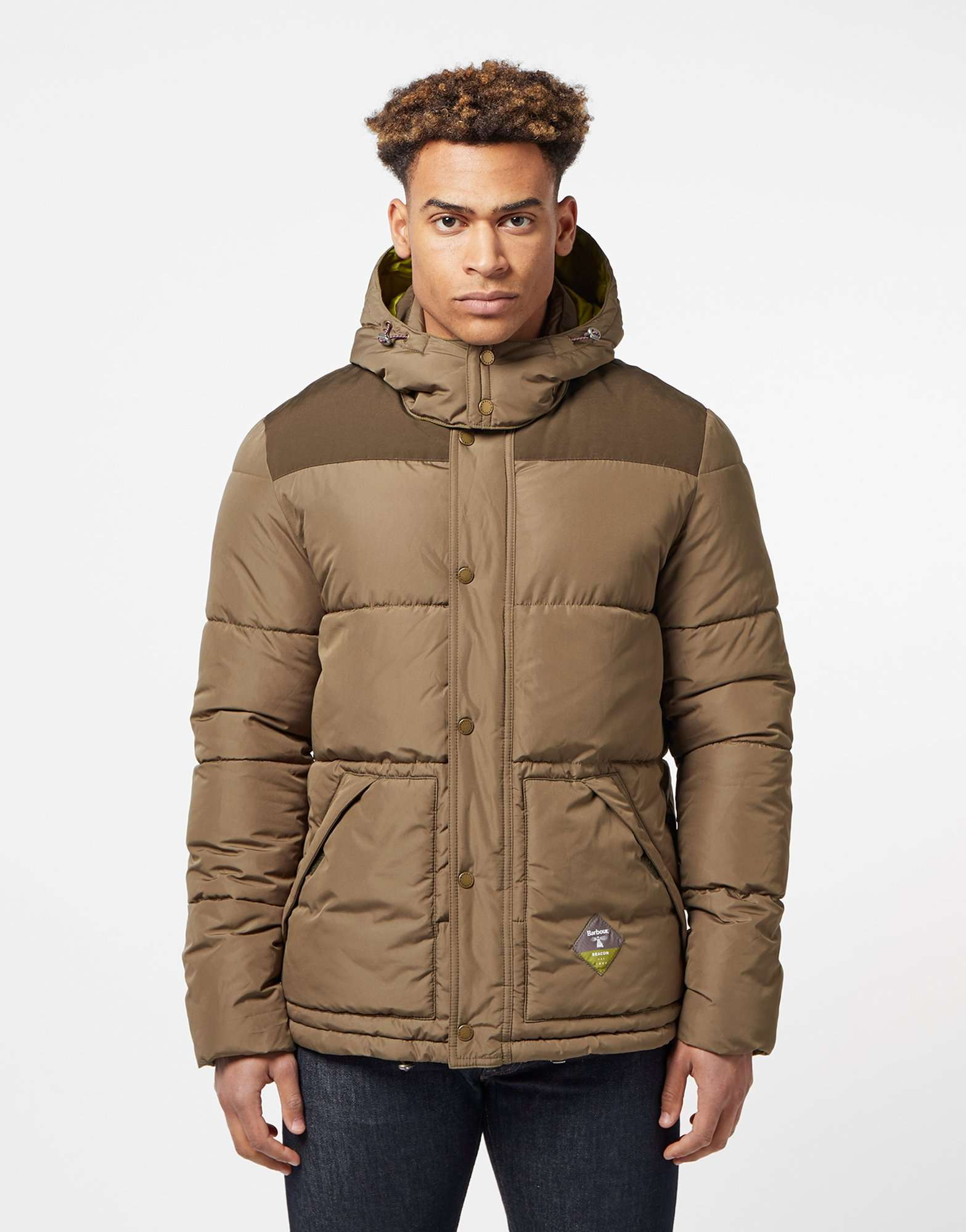 Barbour Beacon Mill Down Padded Jacket