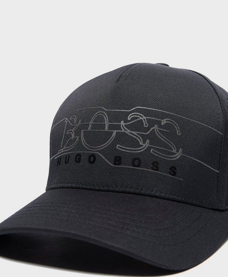 BOSS Reflective Logo Cap