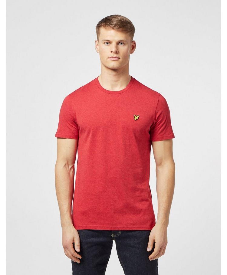 Lyle & Scott Marl Short Sleeve T-Shirt