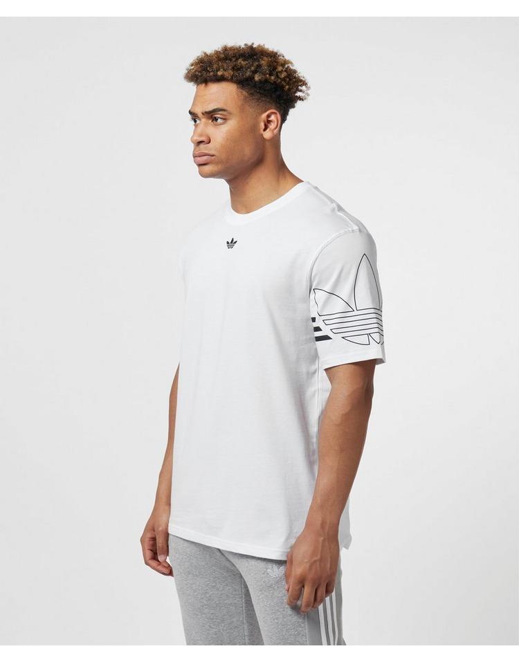 adidas Originals Outline Short Sleeve T-Shirt
