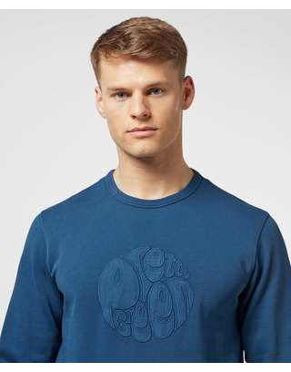 Pretty Green Havelock Logo Sweatshirt