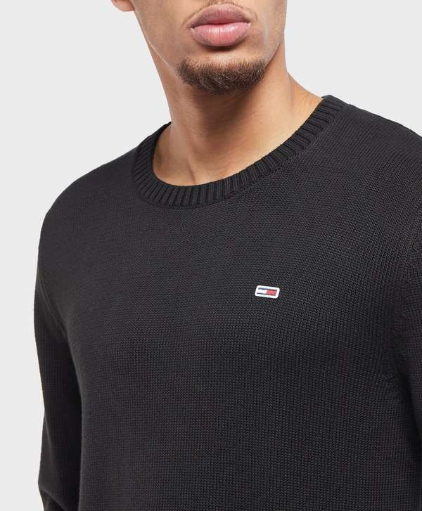 Tommy Jeans Knitted Crew Jumper