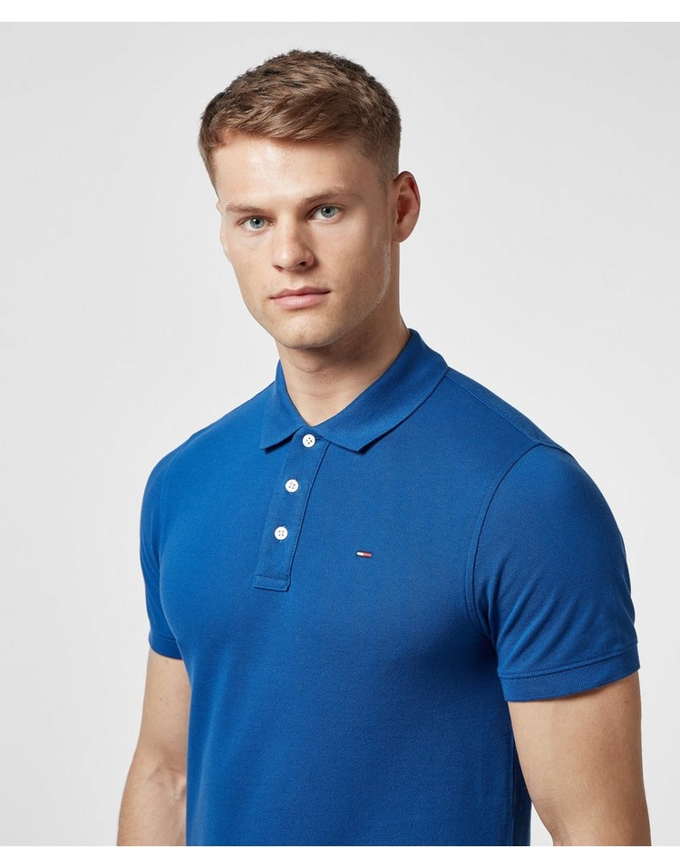 Tommy Jeans Essential Short Sleeve Polo Shirt