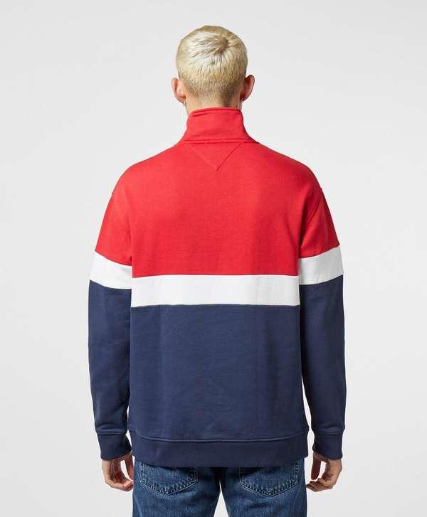 Tommy Jeans Retro Half Zip Sweatshirt
