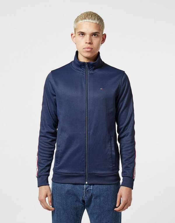 Tommy Jeans Tape Full Zip Track Top