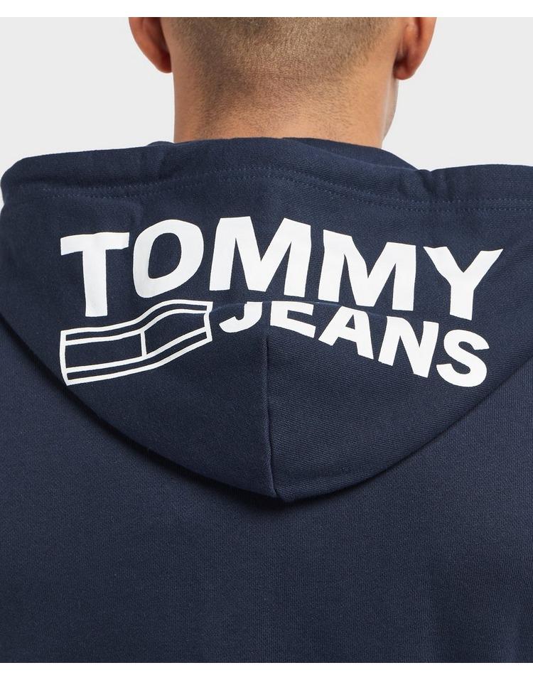 Tommy Jeans Branded Full Zip Hoodie