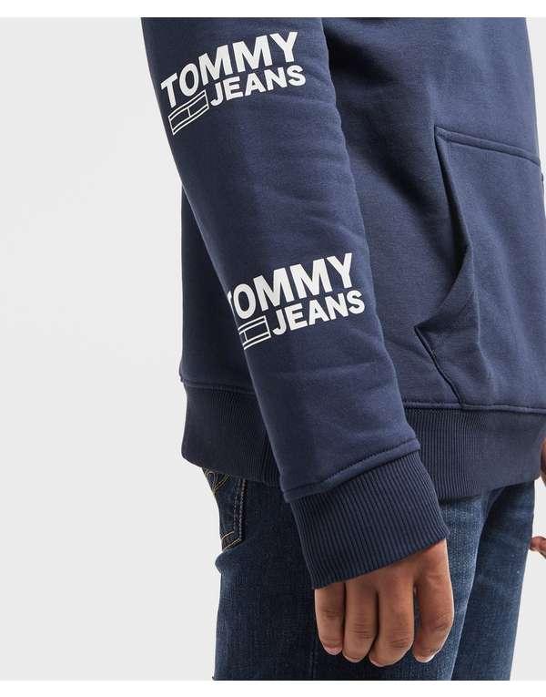 Tommy Hilfiger Sleeve Repeat Overhead Hoodie - Online Exclusive