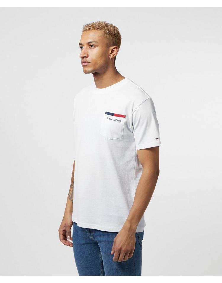 Tommy Jeans Back Logo Short Sleeve T-Shirt