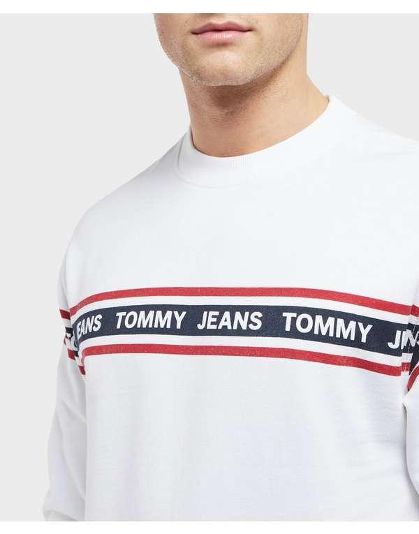 Tommy Jeans Tape Crew Sweatshirt