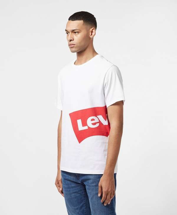 Levis Side Logo Short Sleeve T-Shirt