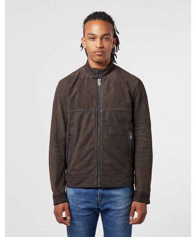 BOSS Nubuck Jacket