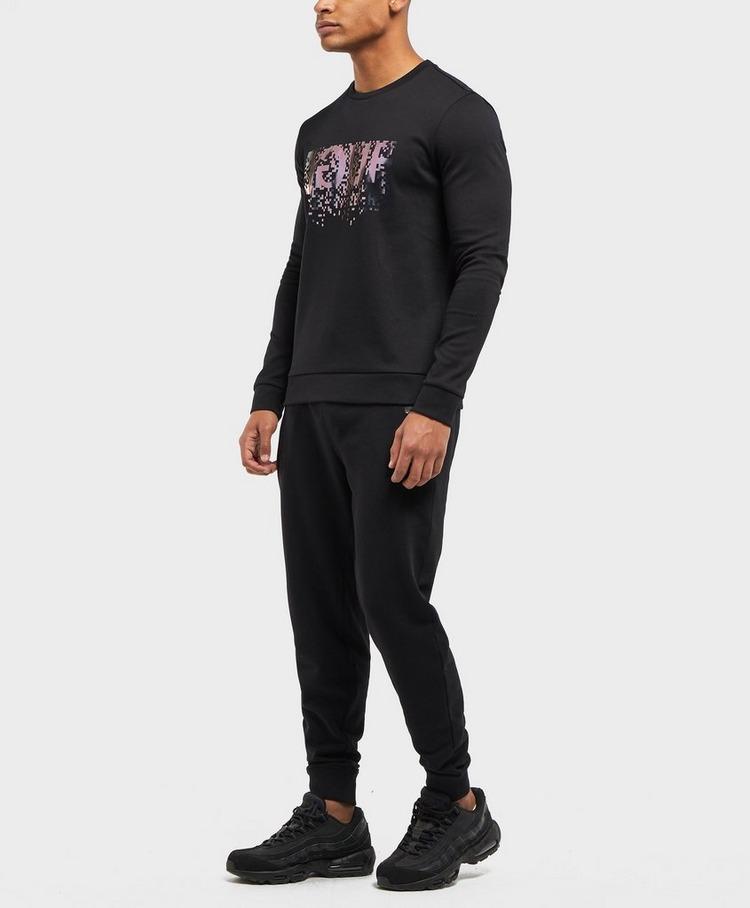 HUGO Dicago Pixel Logo Sweatshirt