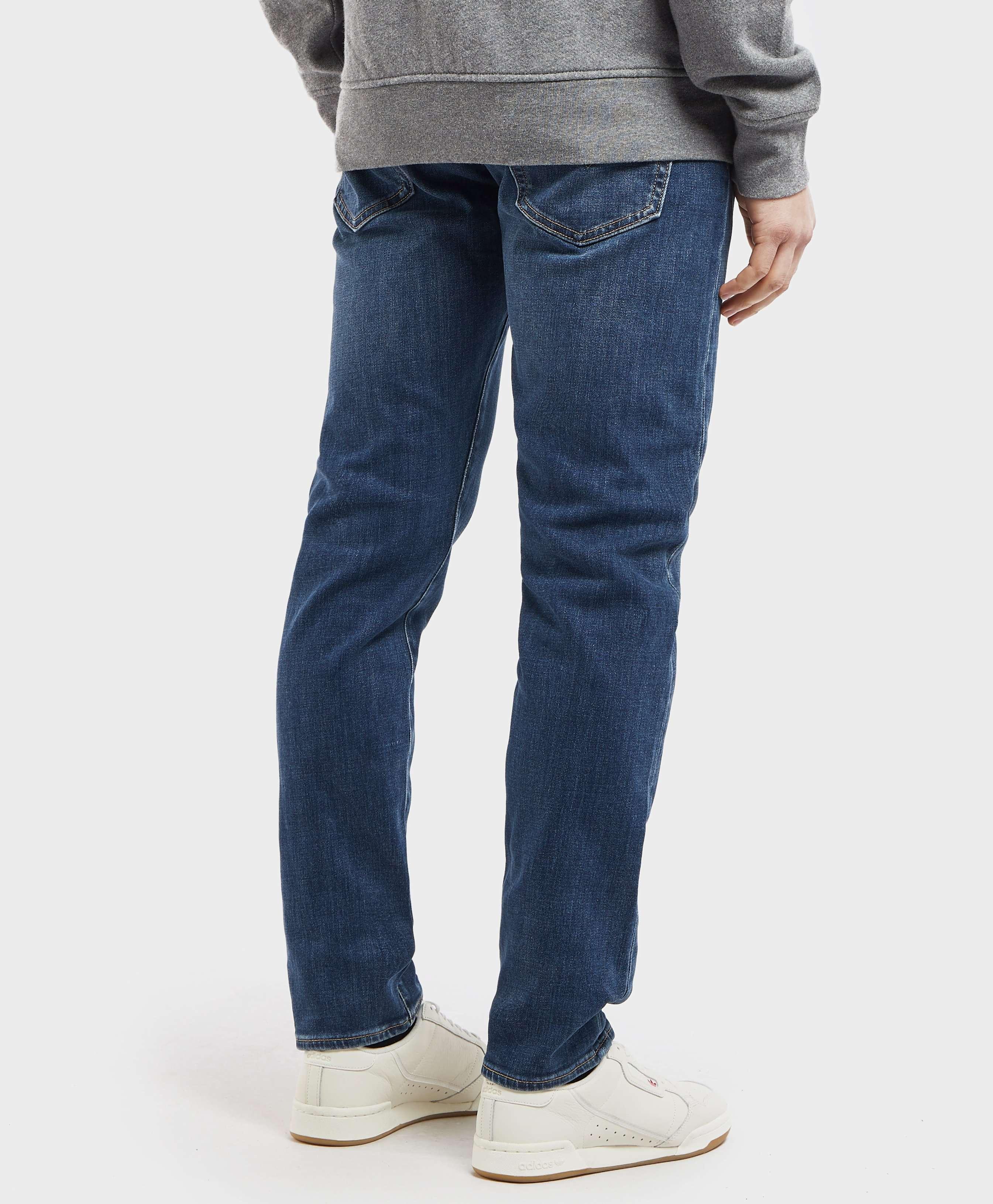 Levis 502 Regular Tapered Jeans - Online Exclusive