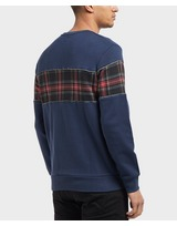 Levis Reflective Plaid Logo Sweatshirt