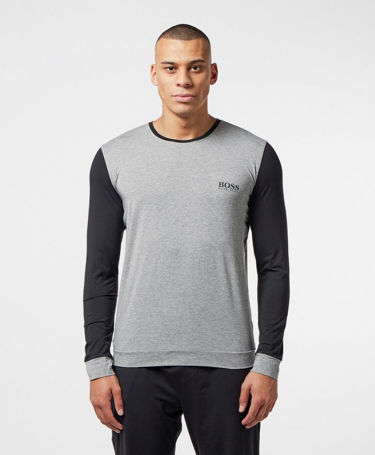 BOSS Night Long Sleeve T-Shirt