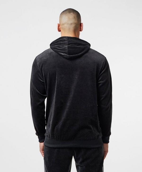 reputable site d04cb 835de adidas Originals Cozy 1 2 Zip Overhead Hoodie