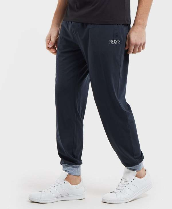 BOSS Night Cuffed Fleece Lounge Pants