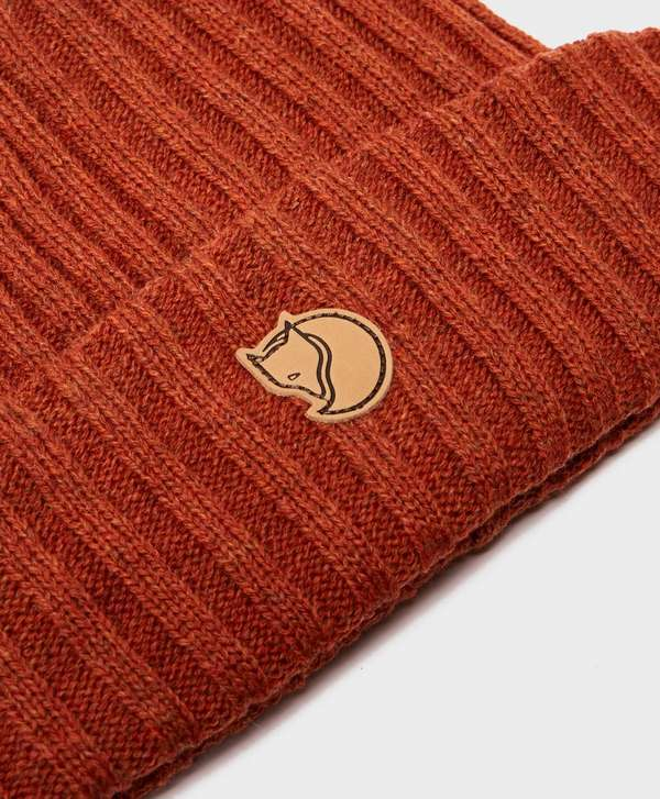 9d247de18 Fjallraven Byron Knitted Beanie - Online Exclusive | scotts Menswear