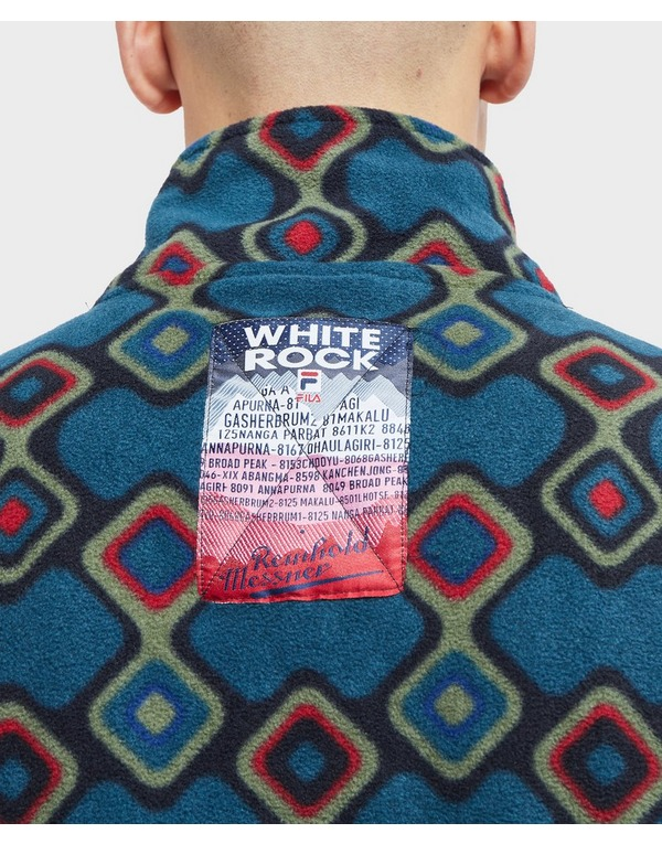 Fila Makalu Half Zip Fleece Jacket | scotts Menswear