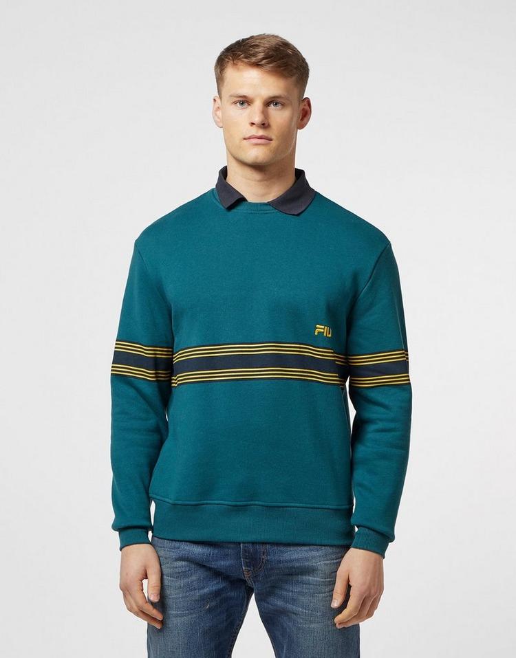 Fila Anna Purna Collared Sweatshirt