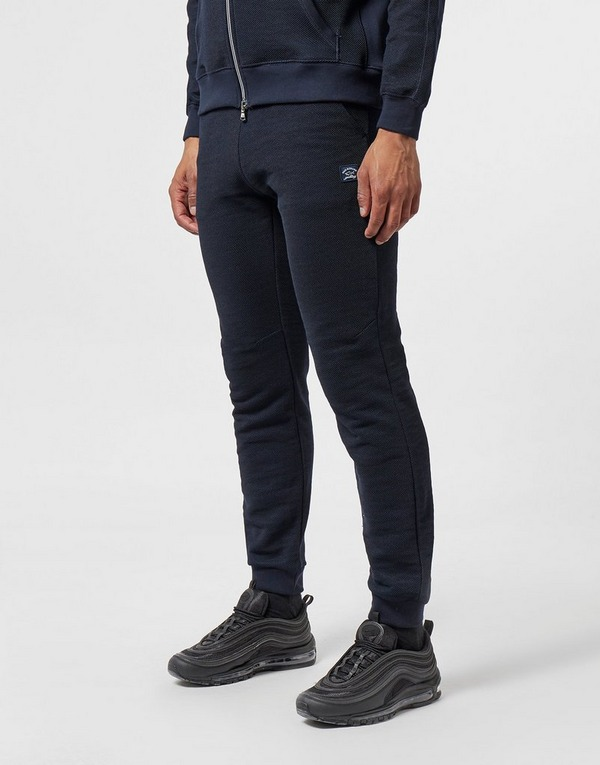 Paul and Shark Pique Cuffed Track Pants
