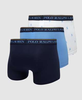 Polo Ralph Lauren 3-Pack Print Boxer Shorts