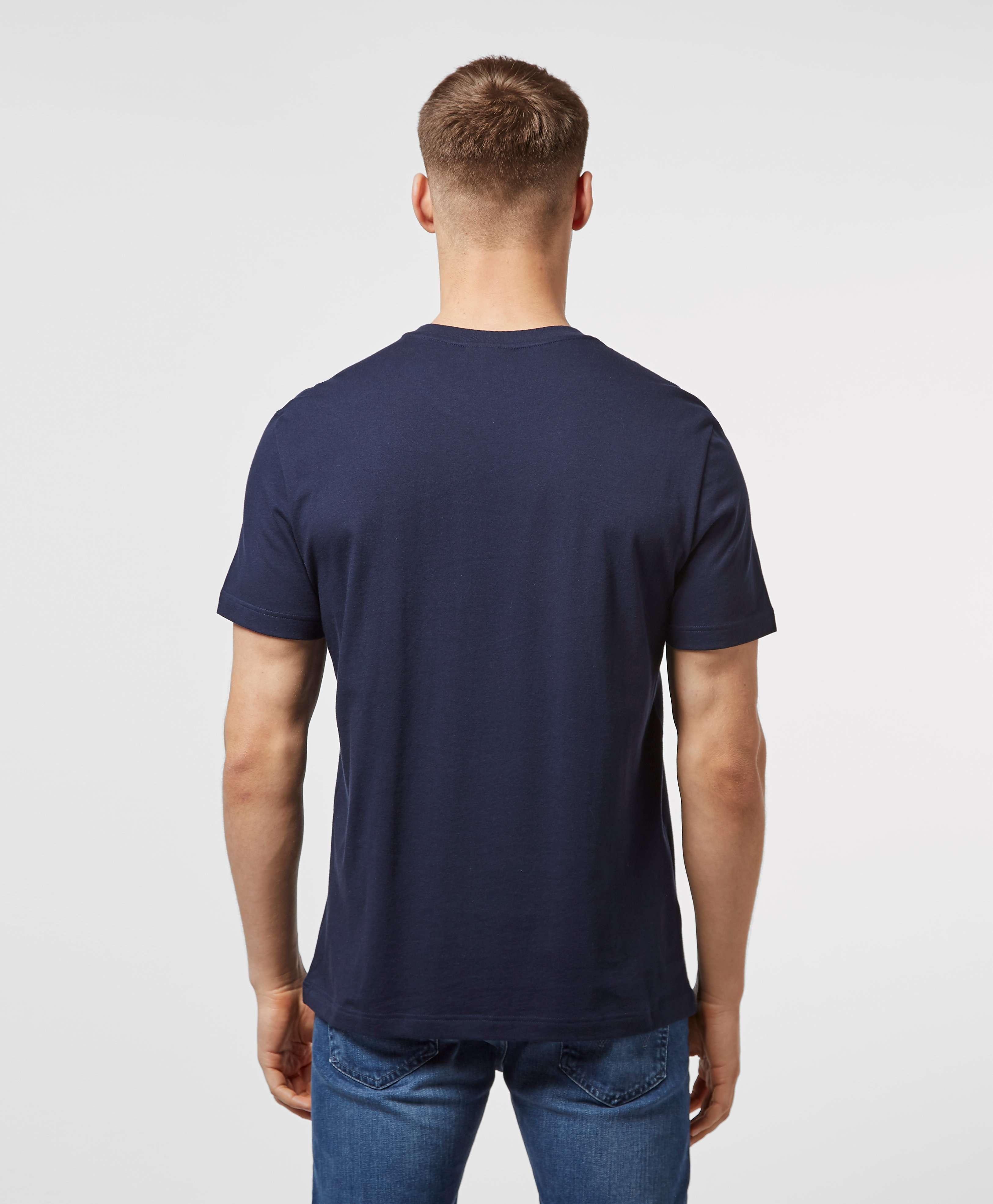 Lacoste Vintage Logo Short Sleeve T-Shirt