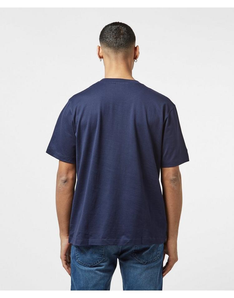 Lacoste Block Logo Short Sleeve T-Shirt - Online Exclusive