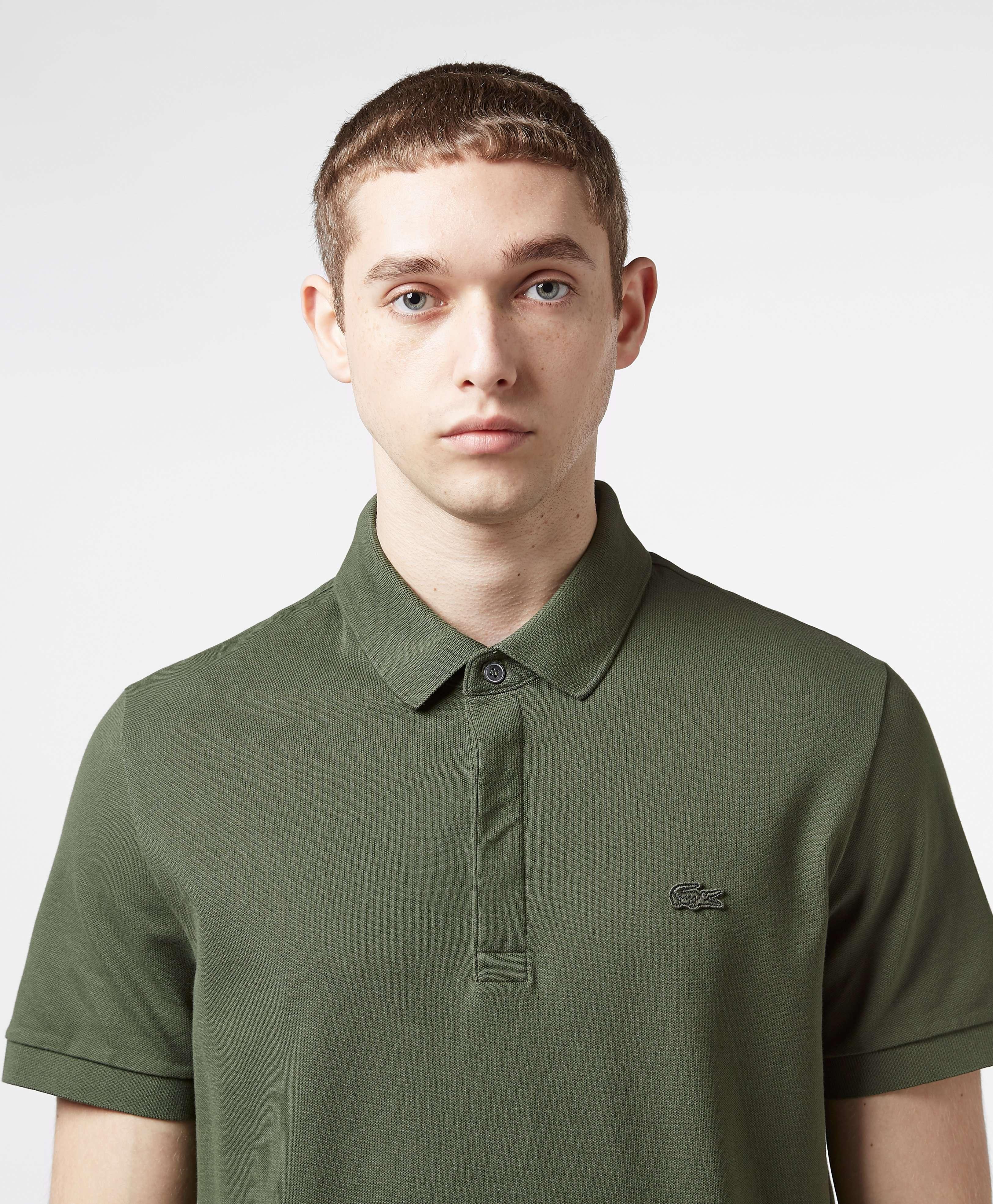 Lacoste Short Sleeve Paris Polo Shirt - Online Exclusive