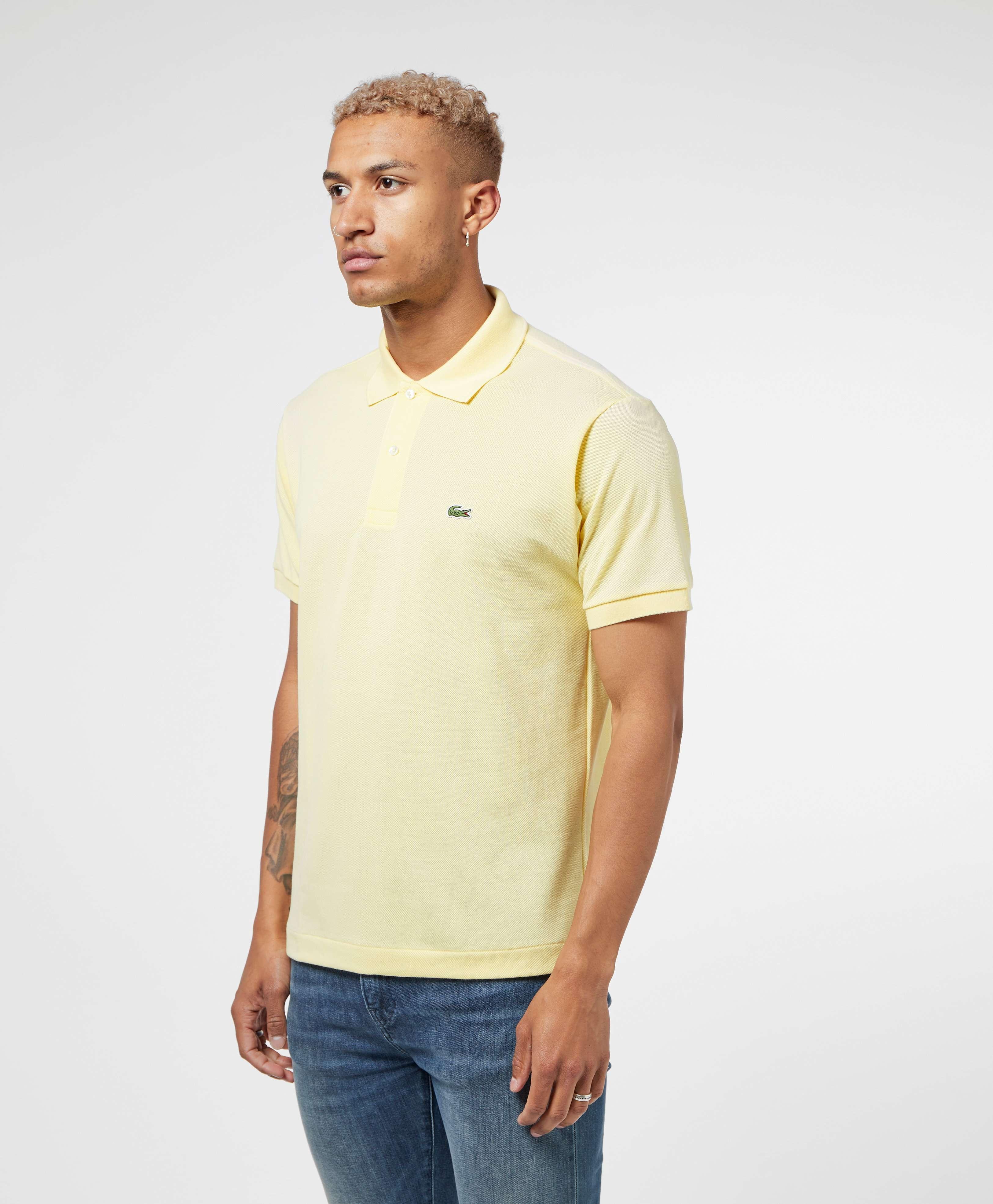 Lacoste L1212 Short Sleeve Polo Shirt