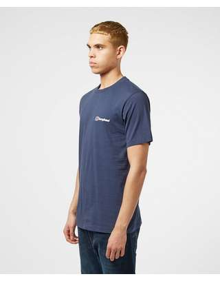 Berghaus Back Logo Short Sleeve T-Shirt