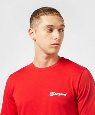 Berghaus Back Logo Short Sleeve T-Shirt