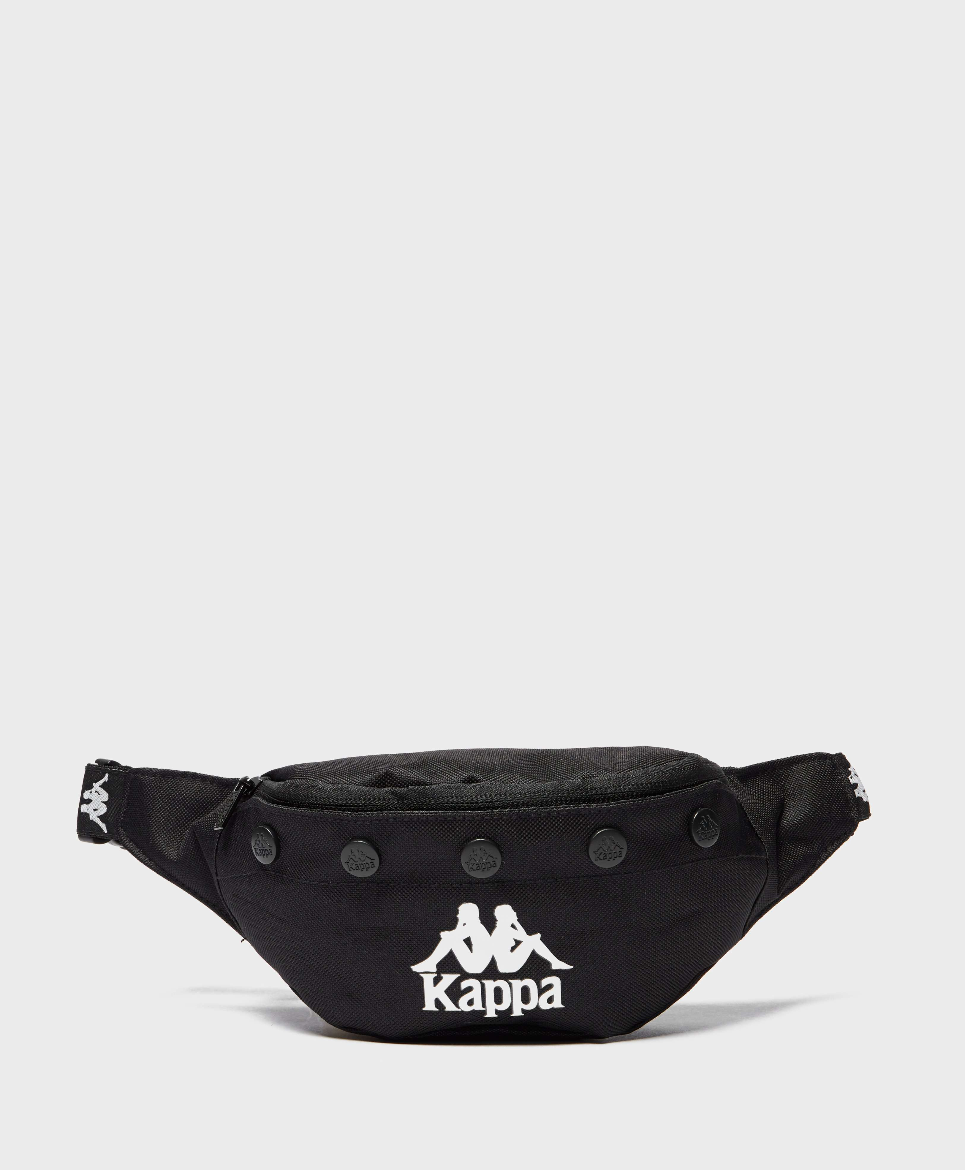 Kappa Pop Button Mesh Bum Bag