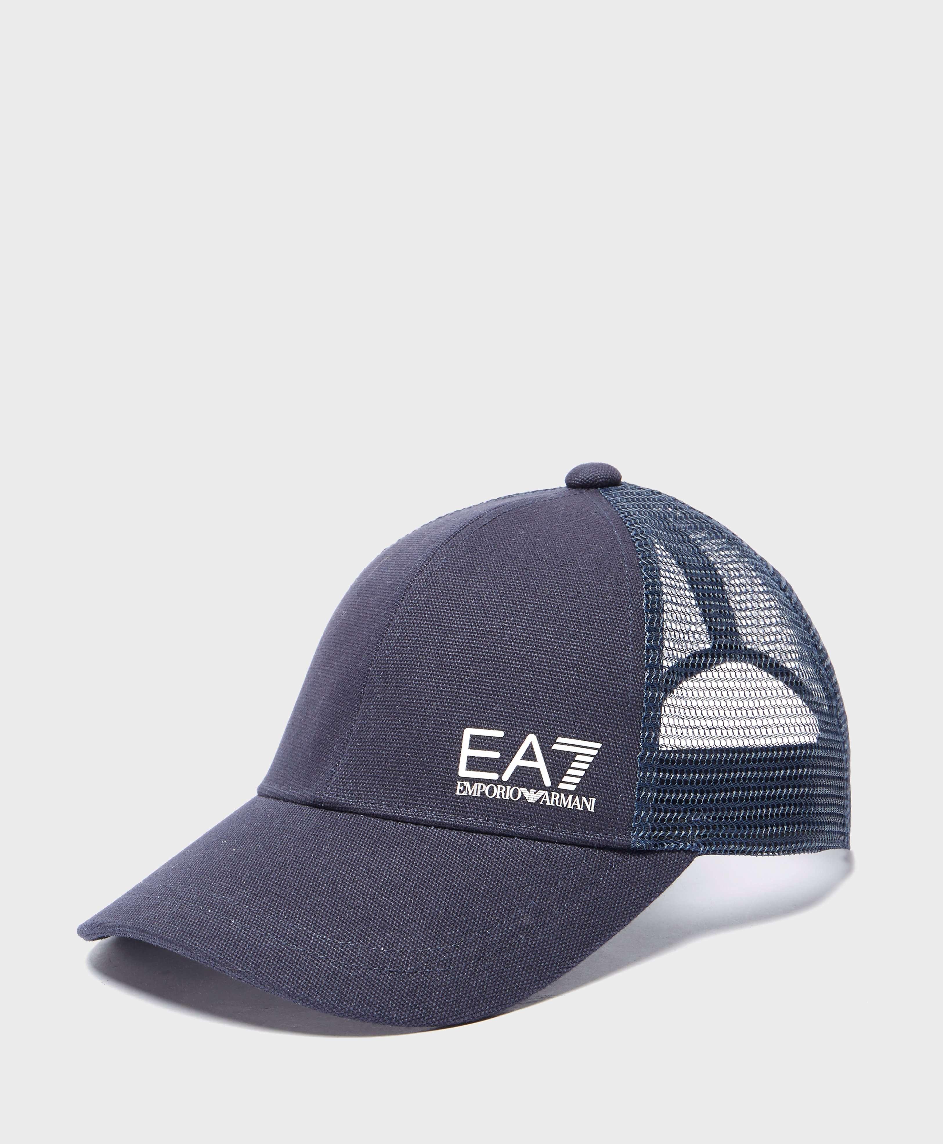Emporio Armani EA7 Core ID Trucker Cap