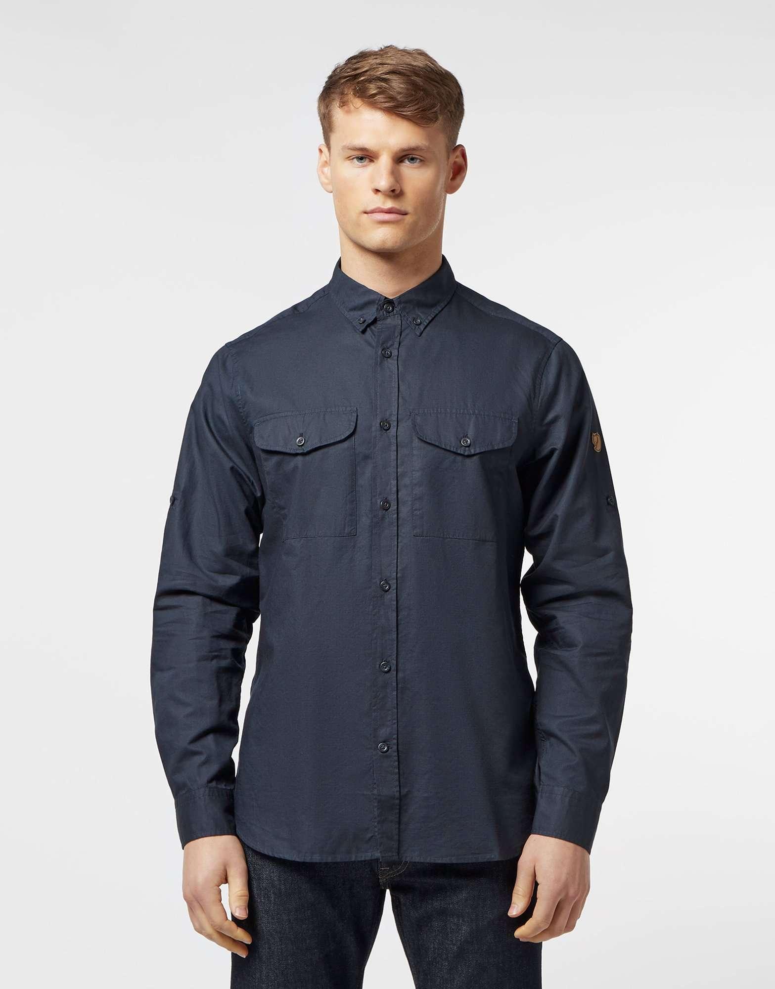 Fjallraven Ovik Long Sleeve Shirt