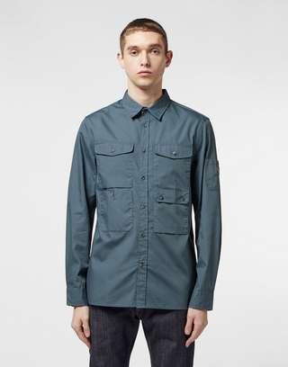 Fjallraven Ovik Long Sleeve Pocket Shirt