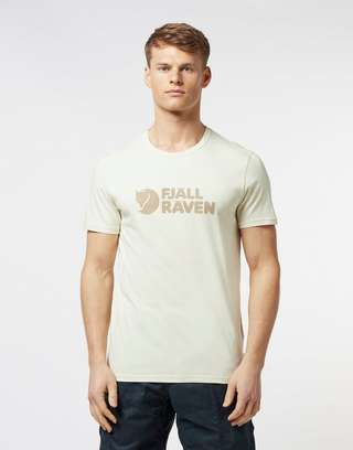 Fjallraven Short Sleeve Logo T-Shirt