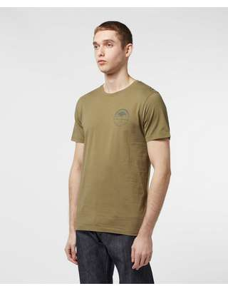 Fjallraven Nature Badge Short Sleeve T-Shirt
