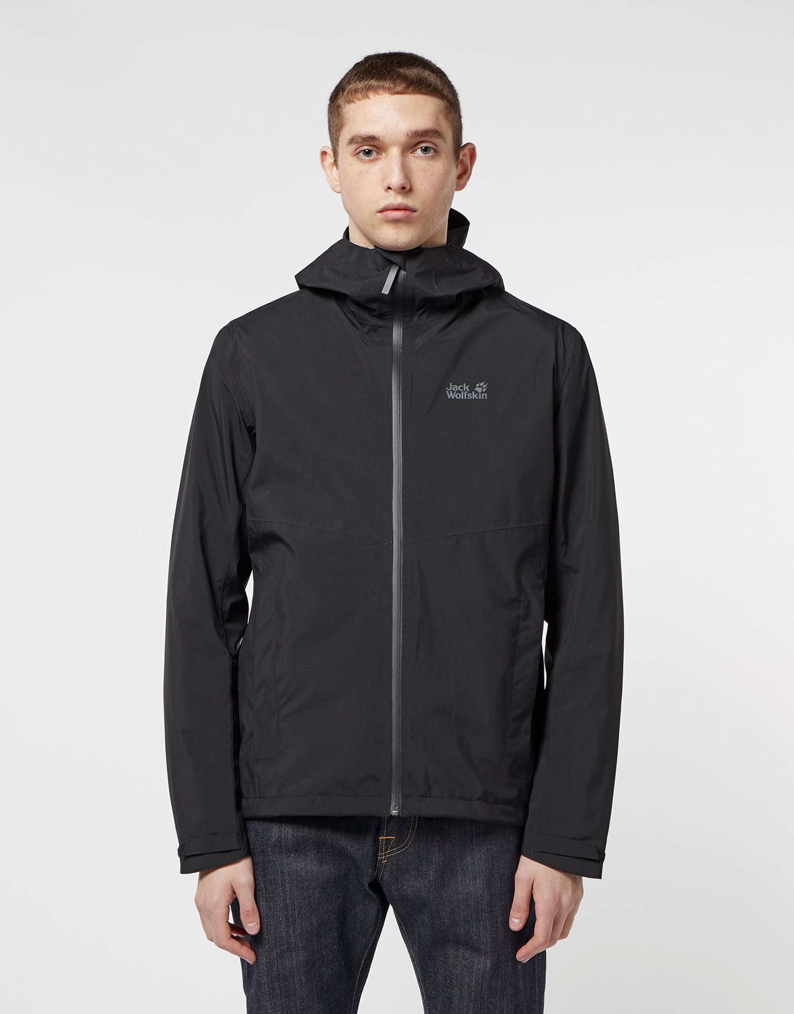 Jack Wolfskin 100% Recycled Lightweight Jacket