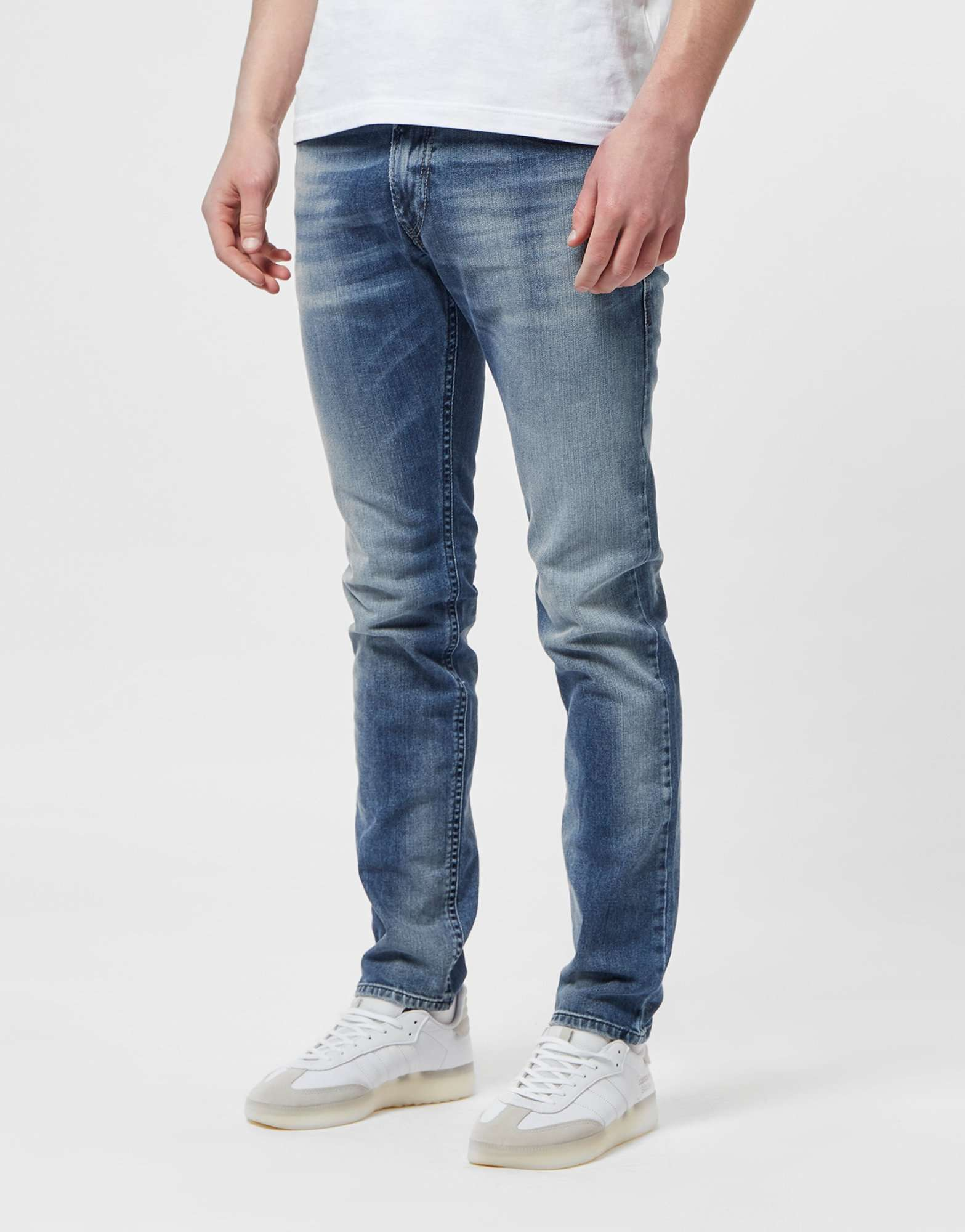 Diesel Thommer Restart Slim Jeans - Online Exclusive
