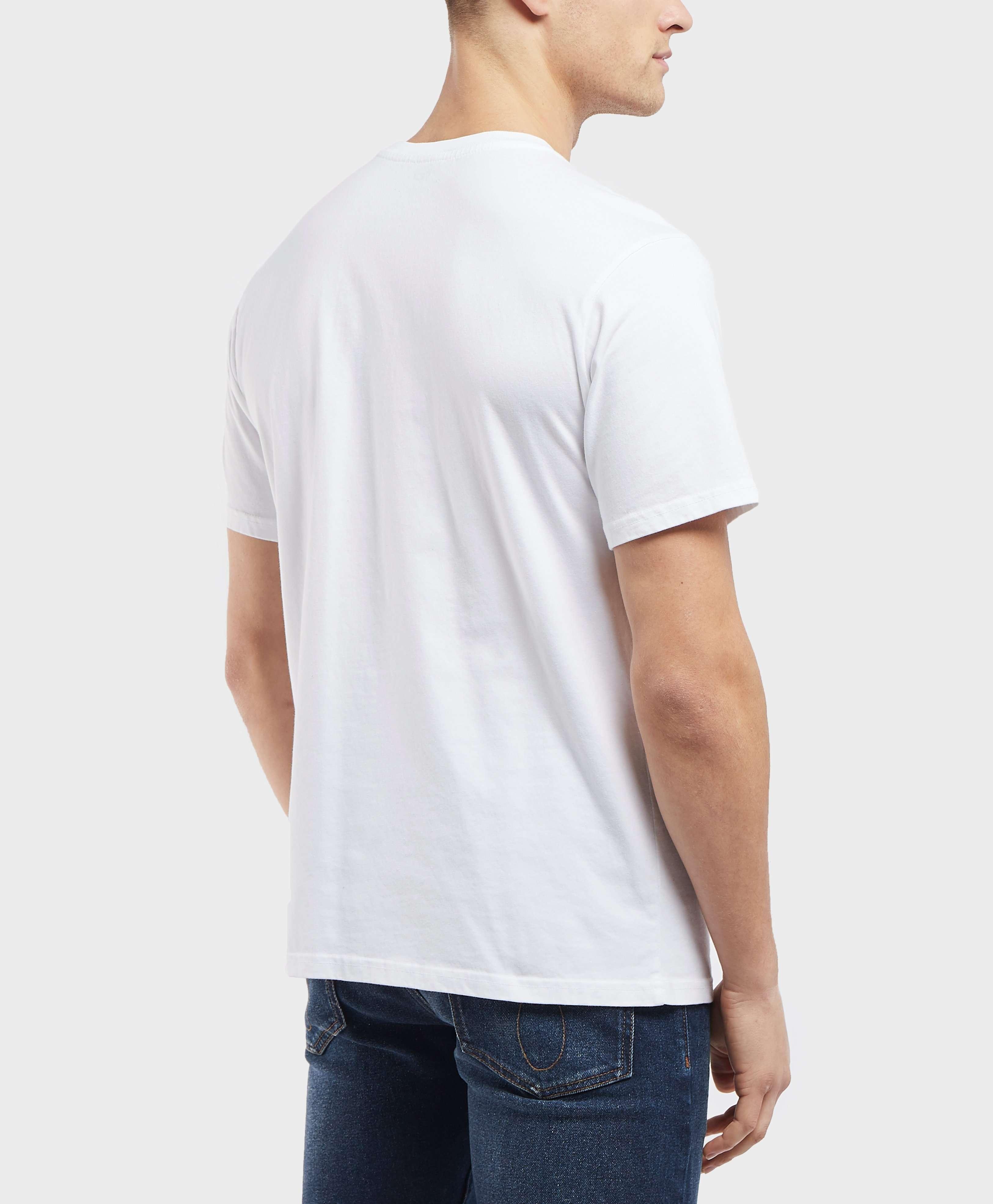 Levis Central Logo Short Sleeve T-Shirt