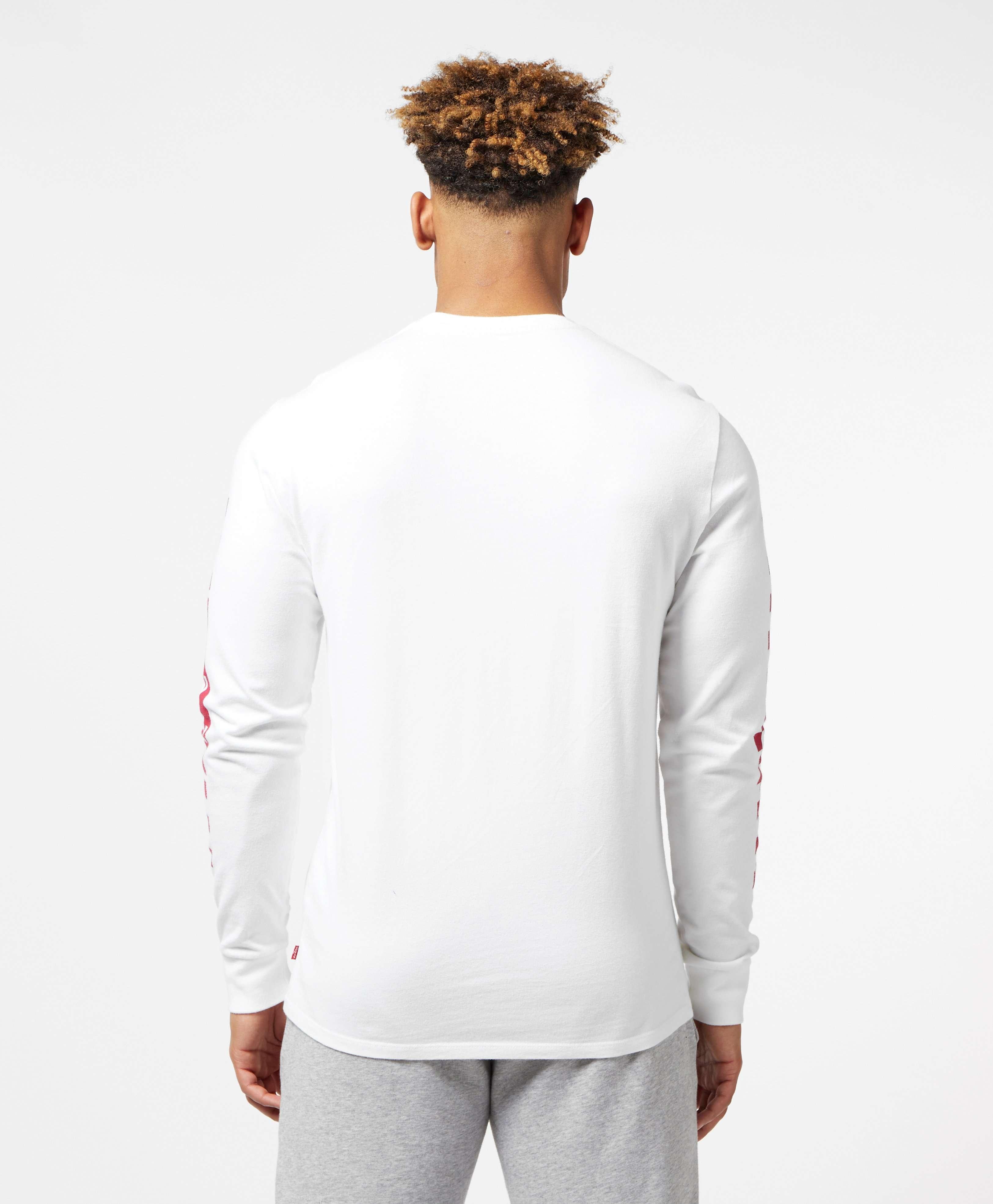 Levis Box Tab Long Sleeve T-Shirt