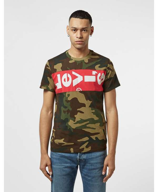 Levis Long Tab Short Sleeve T-Shirt - Online Exclusive