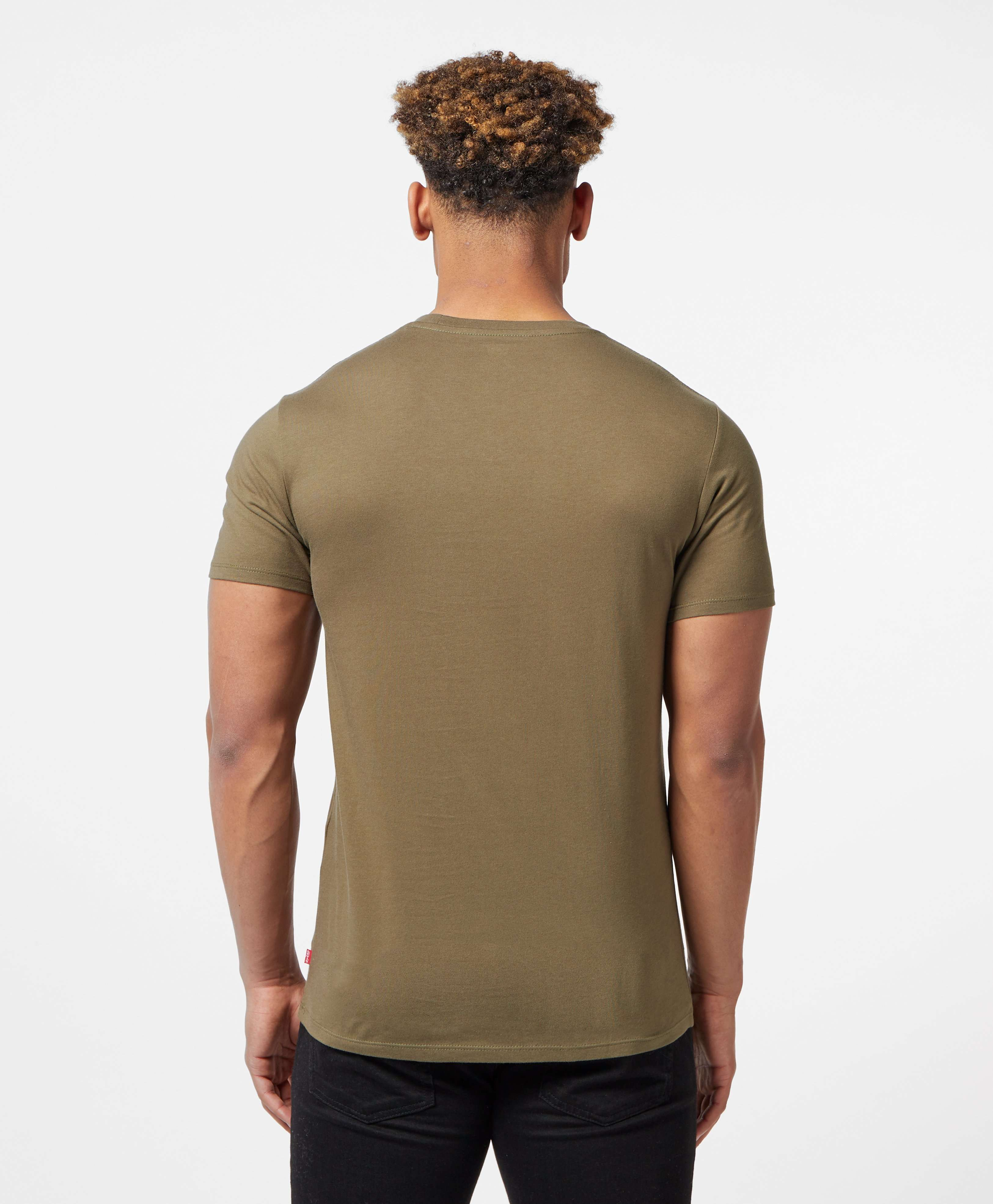 Levis Housemark Short Sleeve T-Shirt