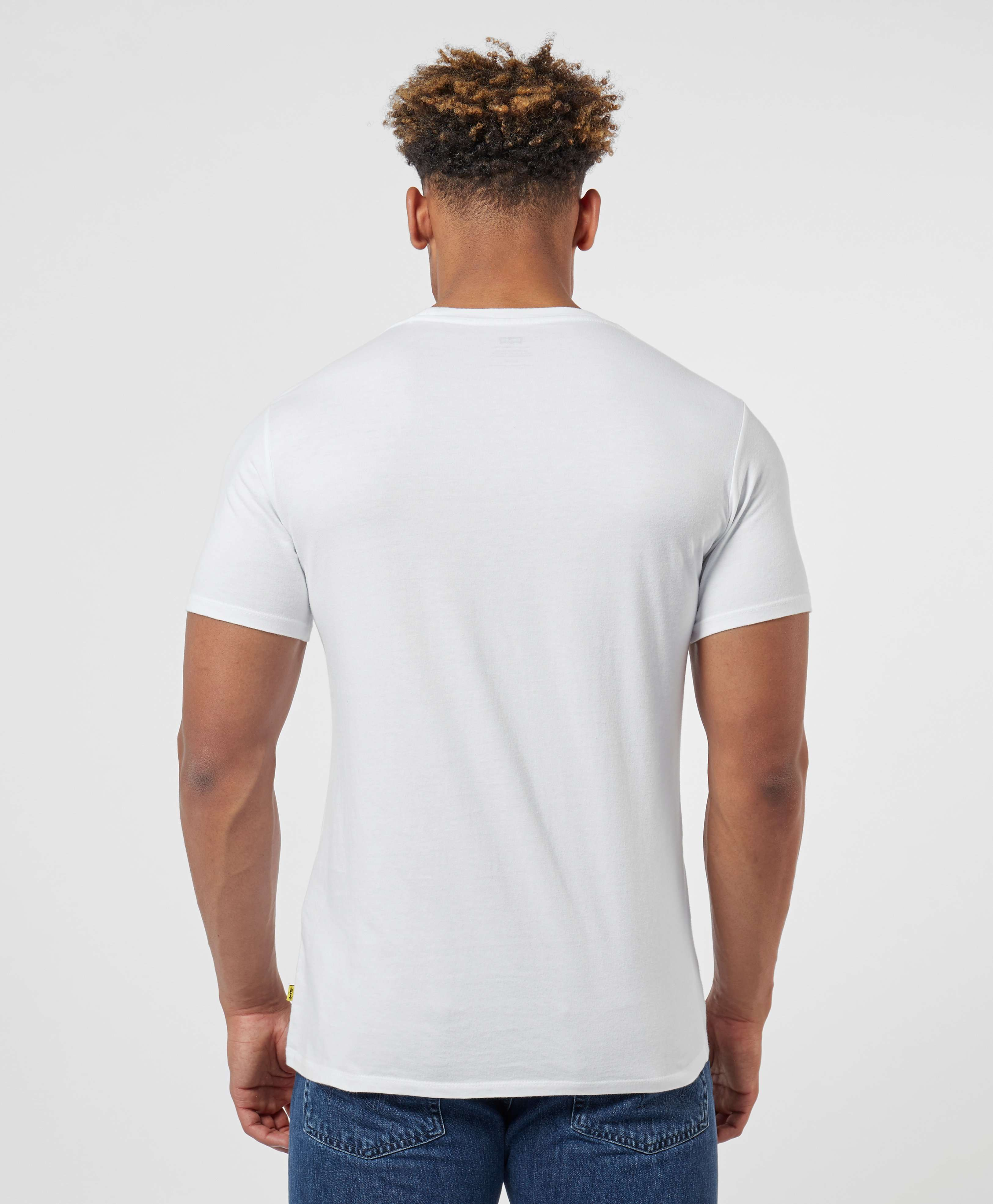 Levis x Peanuts Snoopy Logo Short Sleeve T-Shirt