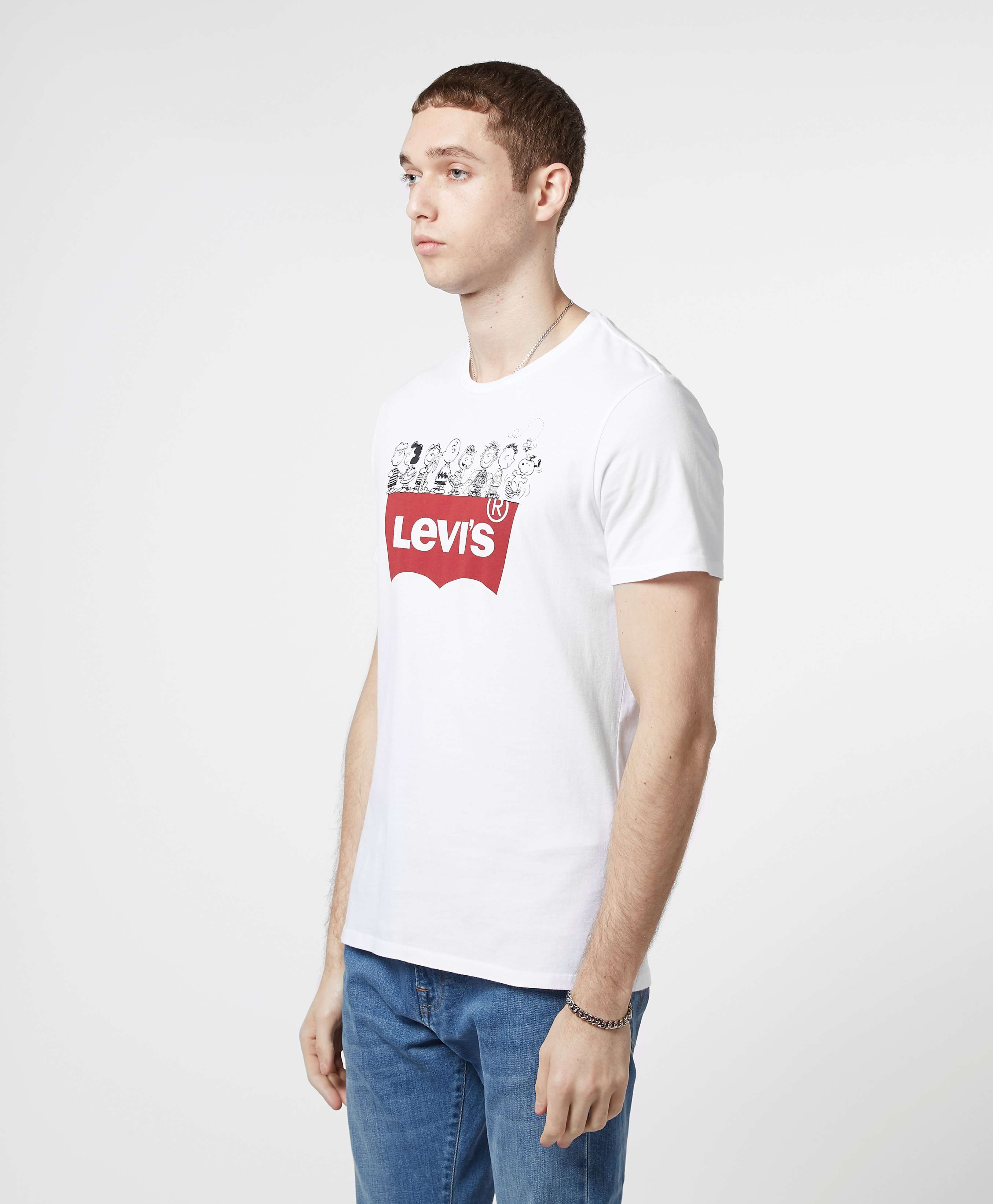 Levis x Peanuts Snoopy Gang Short Sleeve T-Shirt
