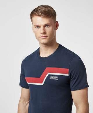 Barbour International Short Sleeve Angle T-Shirt